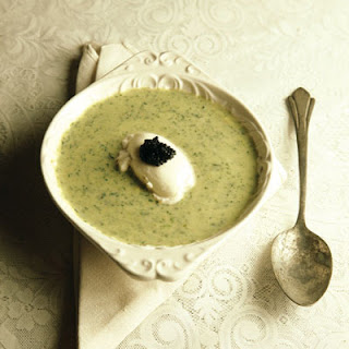 Cream of Watercress Soup.