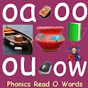 Phonics Read O Words logo