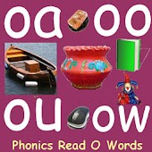 Phonics Read O Words