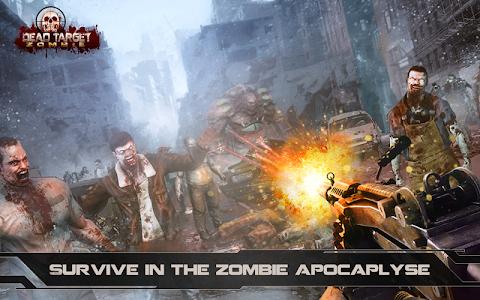 DEAD TARGET: Zombie v1.1.8