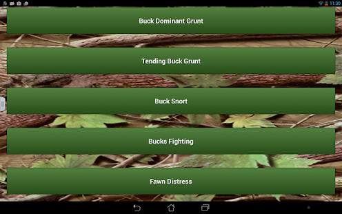 Free Field Caller - Deer Calls- screenshot thumbnail