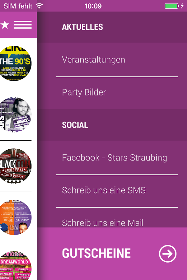 Stars Straubing- screenshot