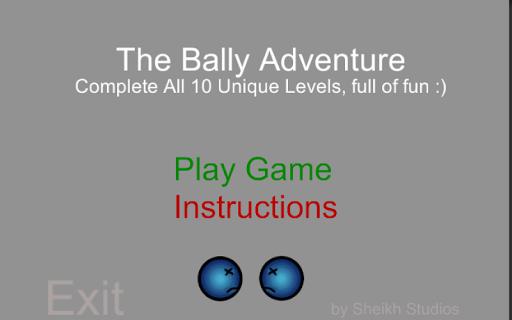 The Bally Adventure