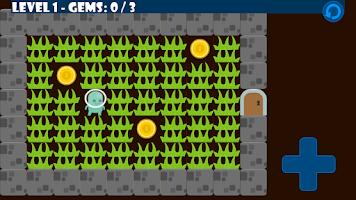 Screenshot of Qwert's Amazing Adventure