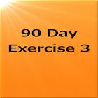 90 Day Exercise 3 icon