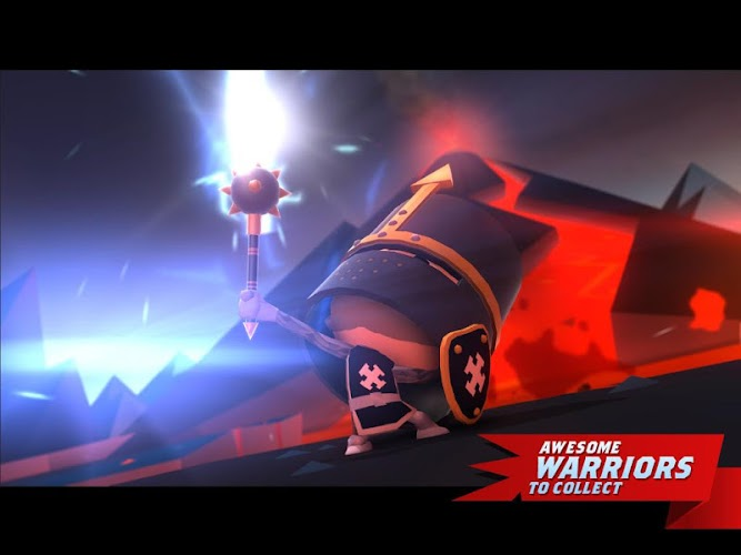 World of Warriors v1.9.1 Hack Mod APK - screenshot