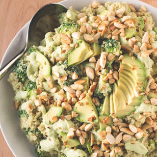 Bountiful Broccoli Quinoa Bowl