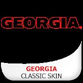 Georgia Classic Skin