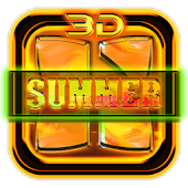 Next Launcher 3D: Summer Theme