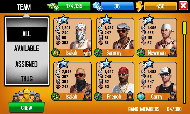 Gangstar City screenshot #4