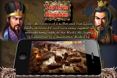 Tap Three Kingdoms- screenshot thumbnail