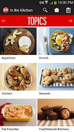 Food Network In the Kitchen Screenshot 2