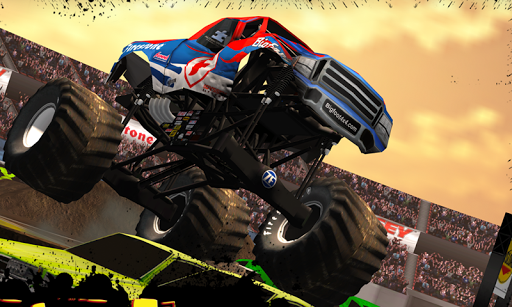 Monster Truck - Truck Games