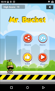 Bucket up!- screenshot thumbnail