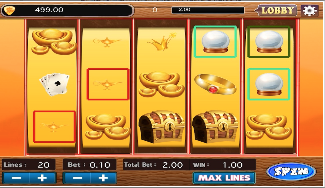 Lucky Vegas Slot Bonanza - screenshot
