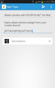 iSTORYA.NET for Android- screenshot thumbnail