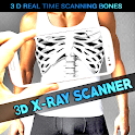 3D X-ray Scanner Prank icon