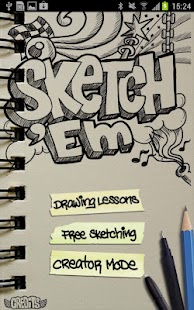 Sketch 'Em - screenshot thumbnail