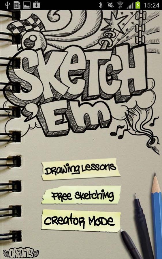 Sketch 'Em - screenshot