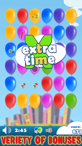 Balloon Pops for Kids - Addictive Balloon Popping Game and ...