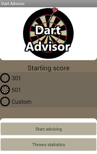 Dart Advisor