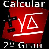 Calcular Equação 2º Grau