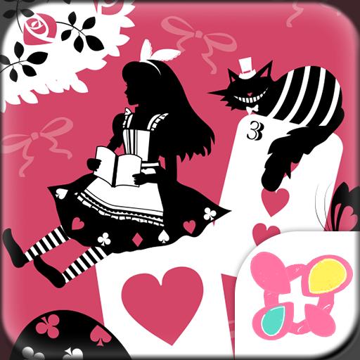 Alice and theCheshireCat Theme Icon
