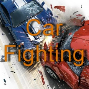 Car fighting demo for PC and MAC