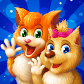 Cat & Dog: Games for Kids 6-9