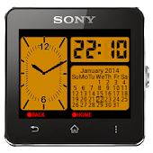 A19 WatchFace for SmartWatch2