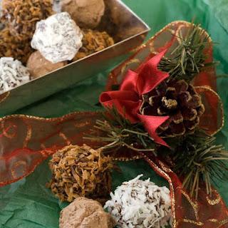 Gluten Free Sunbutter Truffles Recipe