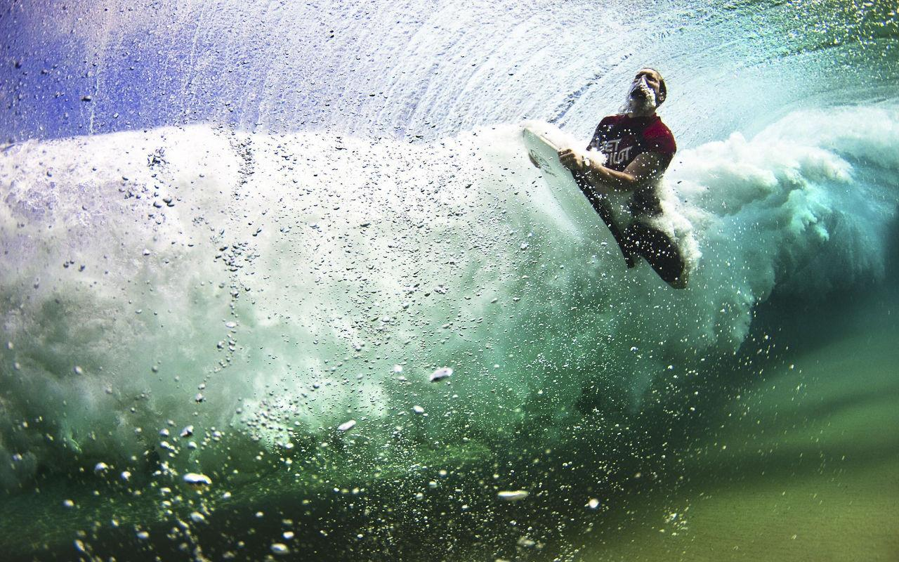 Surf Jigsaw Puzzles- screenshot