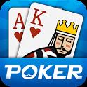 德州撲克•博雅 texas poker 比麻將好玩的口袋遊戲 icon