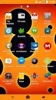 Screenshot of eXp Theme - Circles