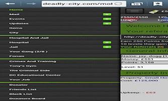 Screenshot of Deadly-City