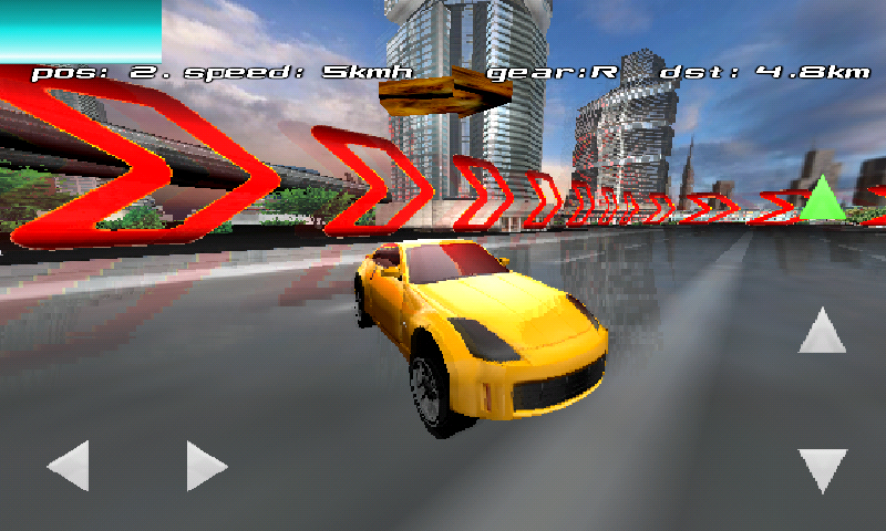 Open4Speed by L.Vonásek - screenshot