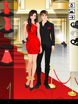 Selena Gomez Huge Dress Up