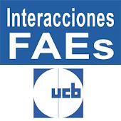 Interacciones FAEs