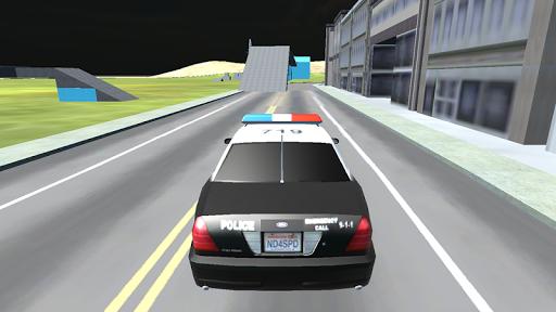 Police Driving Simulator 3D