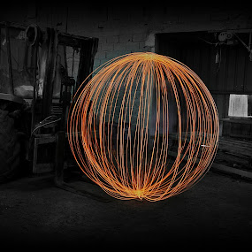 Fireball.... by Paulo Faria - Abstract Fire & Fireworks