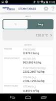 Screenshot of Steam Tools Mobile App