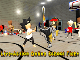 Screenshot of School of Chaos Online MMORPG