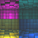 Cubes 3D Live Wallpaper Free icon