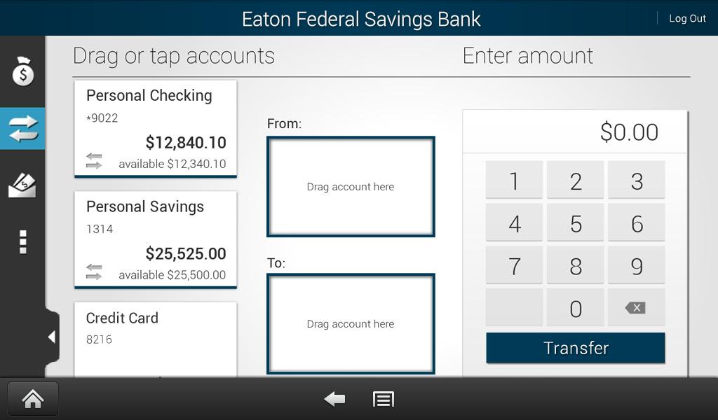 Eaton Federal Mobile - screenshot