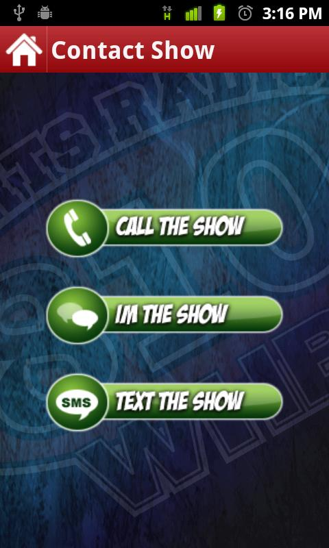 Sports Radio 810 WHB - screenshot