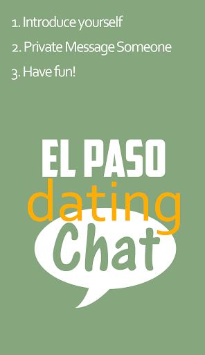 Free El Paso Dating Chat TX