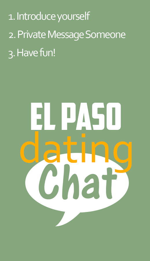 100% free online dating in el paso Featuring: granny el paso texas - join our free dating website now granny el paso texas - contact them for free very active dating web site, with many members local to you.
