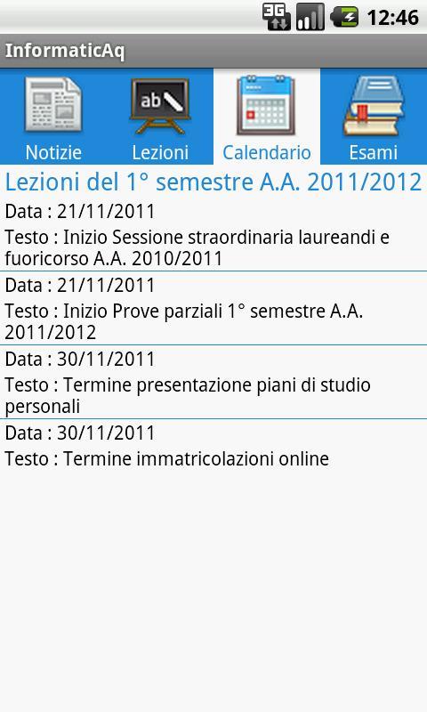 InfomaticAq- screenshot