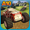 Crash Drive 3D – Offroad race logo