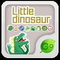Dinosaur GO Keyboard Theme